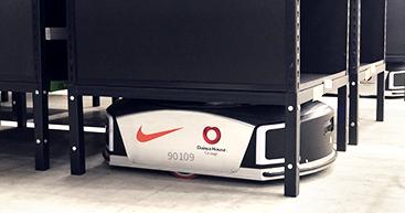 導入事例 | <br>Nikeが日本初のSame day Deliveryを実現