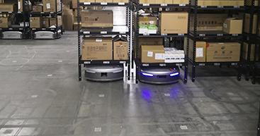 導入事例 | <br>Sinopharm Logisticsは<br>どのようにして効率を大幅改善したか?