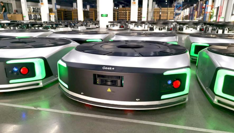 ニュース | <br>◆北京拠点のロボット企業のGeek+がConveycoと提携、北米各地の倉庫で中国製自律移動ロボが動き回る