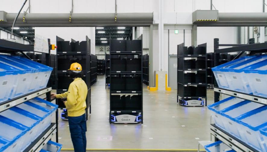 ニュース |</br>三菱倉庫埼玉県三郷市にEC向け</br>シェアリング物流センター開設
