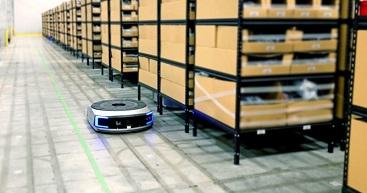 導入事例 | <br>アルペンは倉庫自動化により、配送リードタイムの短縮に成功